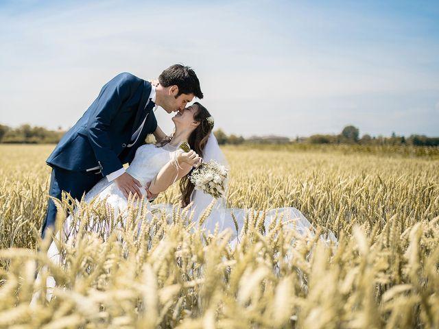Il matrimonio di Luigi e Jlenia a Garbagnate Milanese, Milano 52