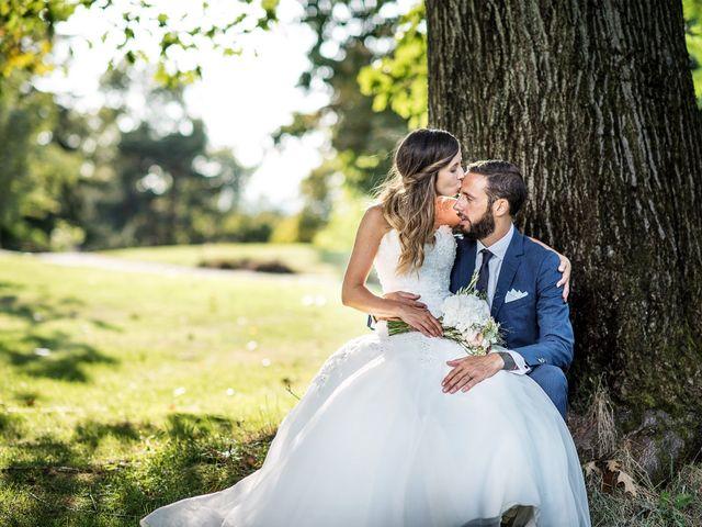 Le nozze di Marianna e Umberto