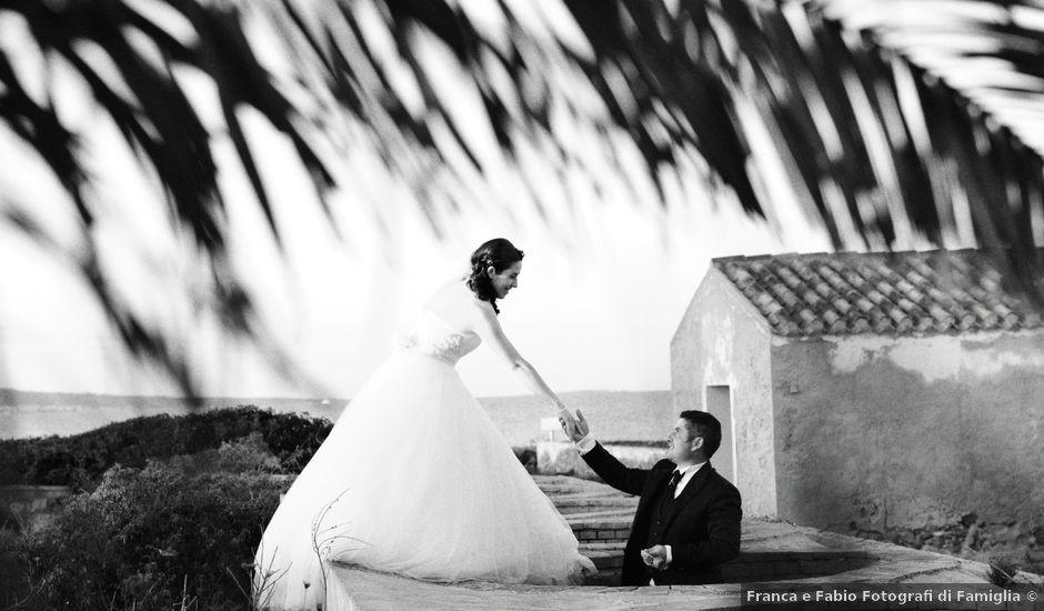 Il matrimonio di Giuseppe e Anna a Serramanna, Cagliari