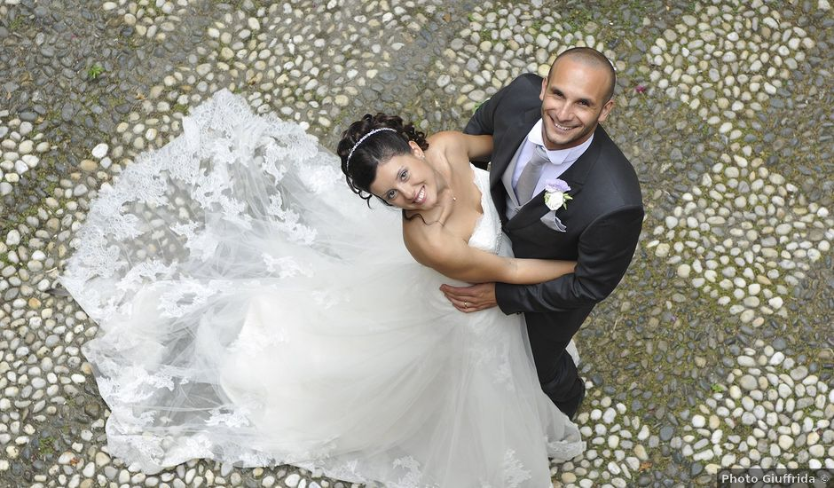 Il matrimonio di Andrea e Stefania a Cervesina, Pavia