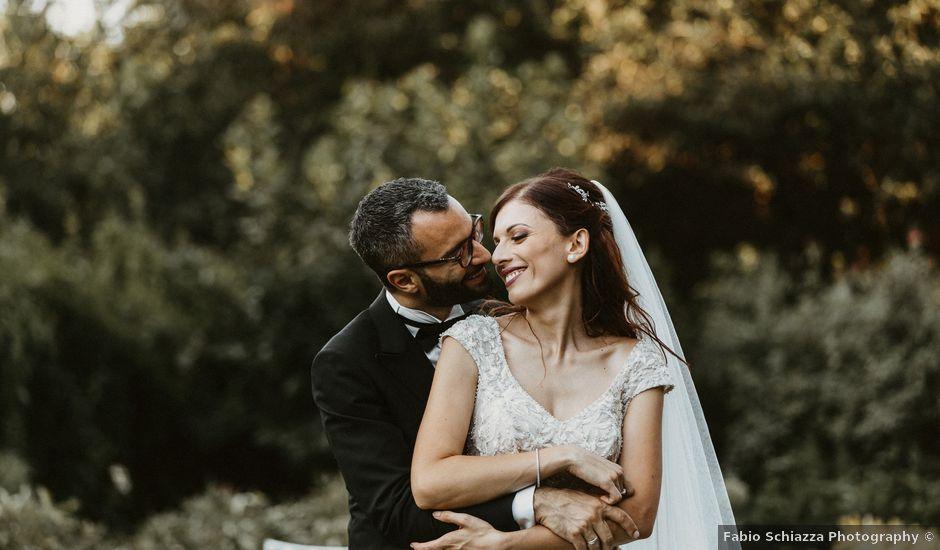 Il matrimonio di Federico e Lucia a Roma, Roma