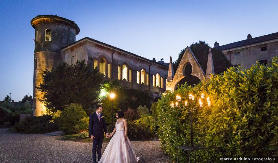 Il matrimonio di Luca e Alessandra a Vercelli, Vercelli