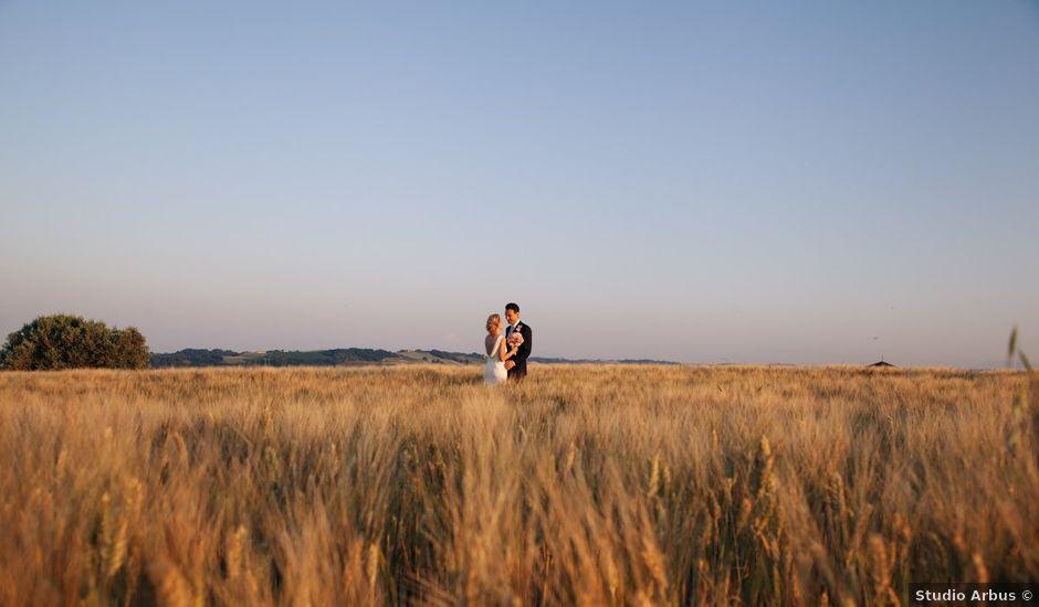 Il matrimonio di Rebecca e Edoardo a Porto San Giorgio, Fermo
