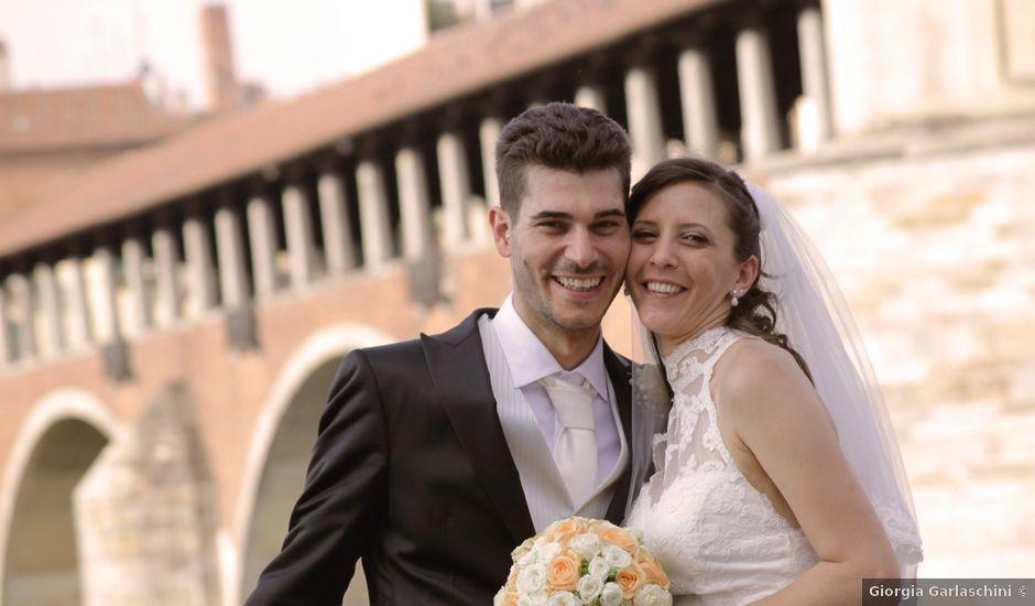 Il matrimonio di Simone e Laura a Pavia, Pavia