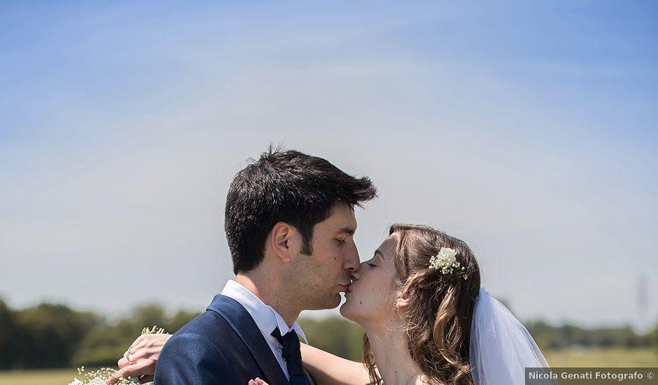 Il matrimonio di Luigi e Jlenia a Garbagnate Milanese, Milano