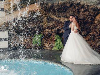 Le nozze di Salvatrice e Daniele