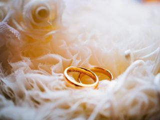 Le nozze di Claudia e Dario 1