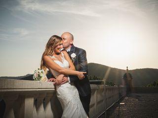 Le nozze di Cora e Massimo