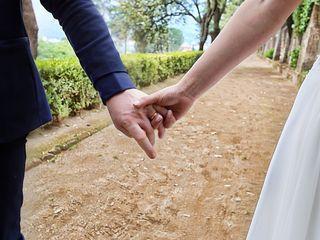 Le nozze di Luisa e Franco 1