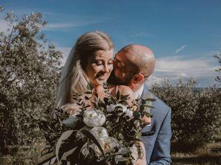 Le nozze di Emily e Anthony