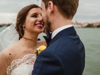 Le nozze di Patrizia e Christoph