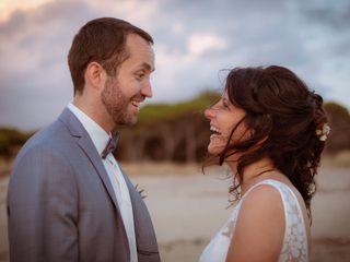 Le nozze di Laura e Matthieu