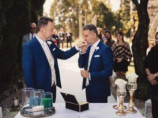 Le nozze di Carlos e Marcos