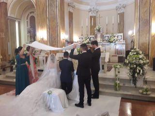 Le nozze di Samantha e Simone 1