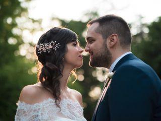 Le nozze di Ludmila e Federico