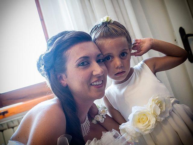 Il matrimonio di Luca e Francesca a Montecatini-Terme, Pistoia 8