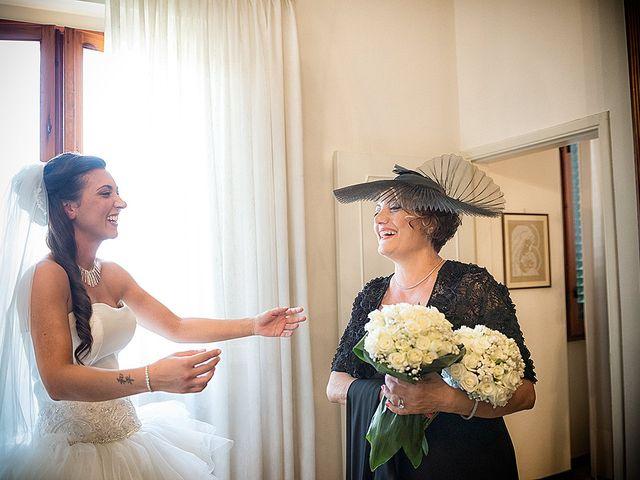 Il matrimonio di Luca e Francesca a Montecatini-Terme, Pistoia 9