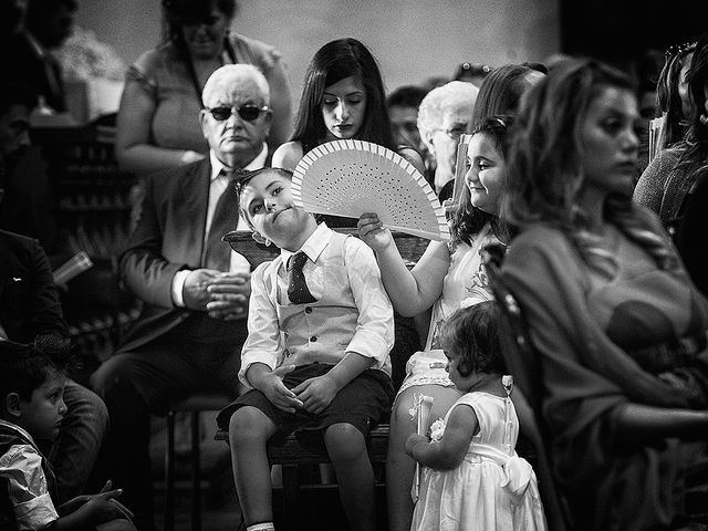 Il matrimonio di Luca e Francesca a Montecatini-Terme, Pistoia 10