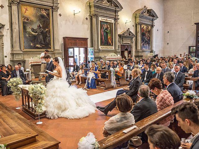 Il matrimonio di Luca e Francesca a Montecatini-Terme, Pistoia 11