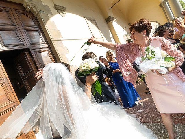 Il matrimonio di Luca e Francesca a Montecatini-Terme, Pistoia 13
