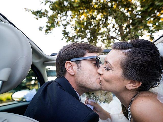 Il matrimonio di Luca e Francesca a Montecatini-Terme, Pistoia 15