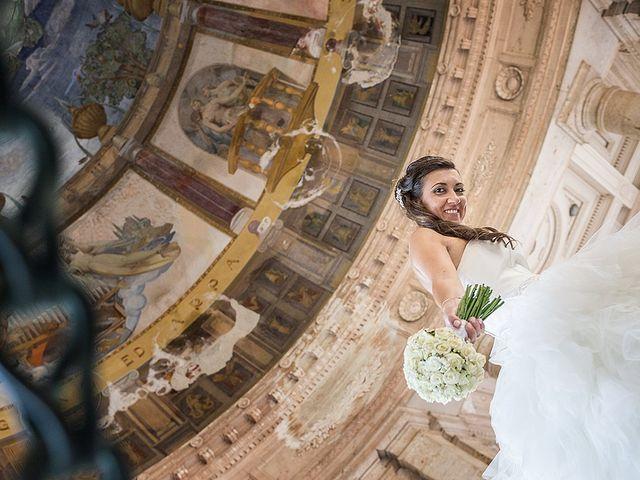 Il matrimonio di Luca e Francesca a Montecatini-Terme, Pistoia 17
