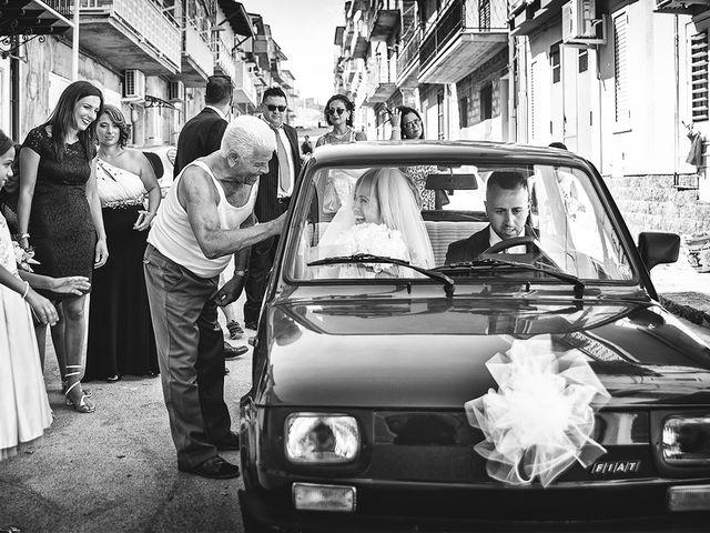 Il matrimonio di Antonio e Rosaria a Agrigento, Agrigento 17