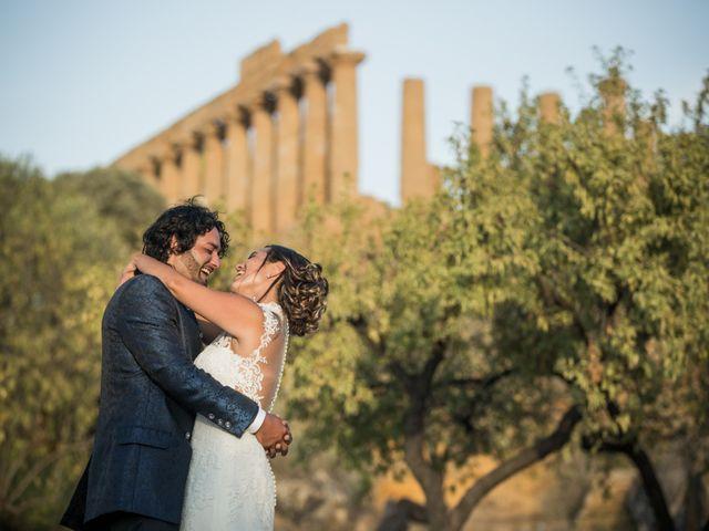 Il matrimonio di Antonio e Rosaria a Agrigento, Agrigento 2