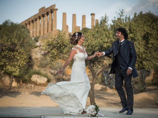 Le nozze di Rosaria e Antonio
