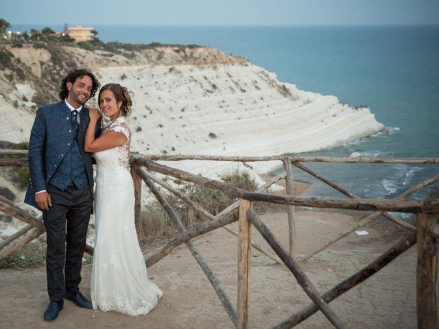 Il matrimonio di Antonio e Rosaria a Agrigento, Agrigento 35