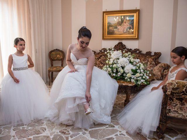 Il matrimonio di Emilio e Angela a Corleone, Palermo 17