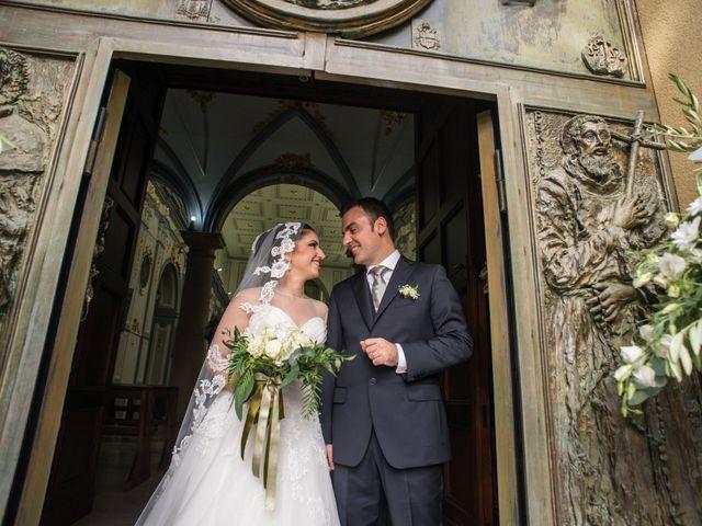 Il matrimonio di Emilio e Angela a Corleone, Palermo 20