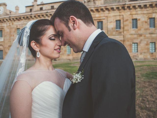 Il matrimonio di Emilio e Angela a Corleone, Palermo 23