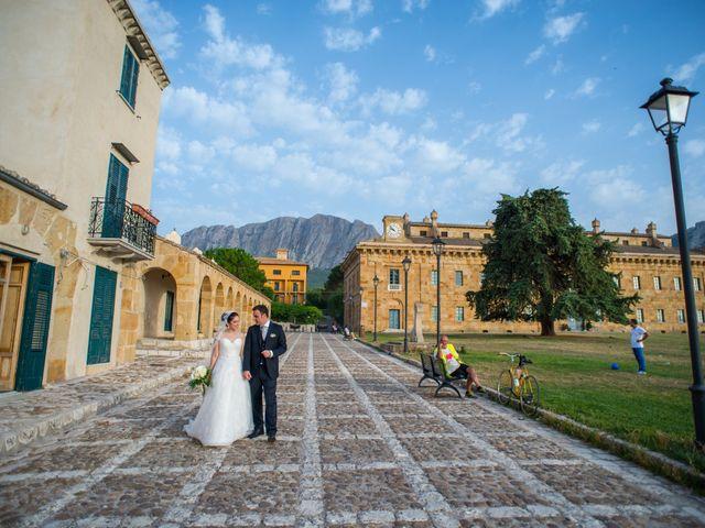 Il matrimonio di Emilio e Angela a Corleone, Palermo 30