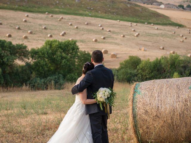 Il matrimonio di Emilio e Angela a Corleone, Palermo 32