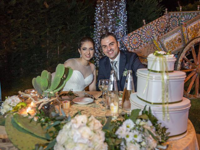 Il matrimonio di Emilio e Angela a Corleone, Palermo 40