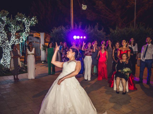 Il matrimonio di Emilio e Angela a Corleone, Palermo 57
