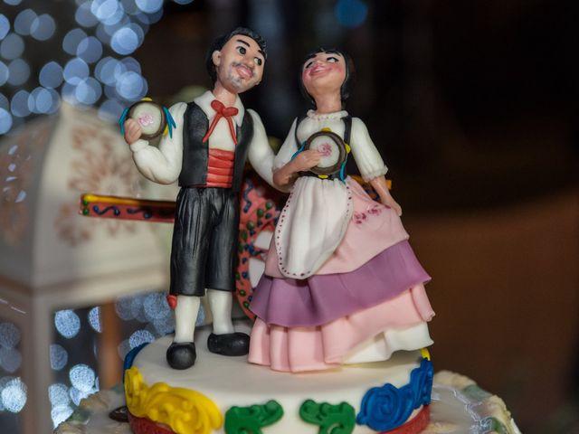 Il matrimonio di Emilio e Angela a Corleone, Palermo 59
