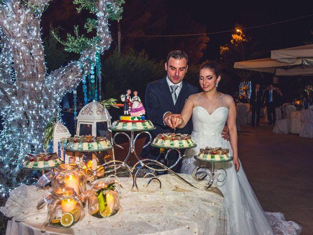 Il matrimonio di Emilio e Angela a Corleone, Palermo 60