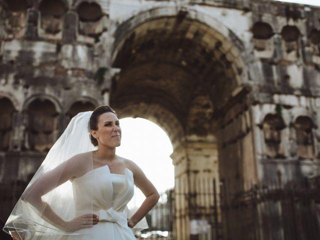 Il matrimonio di Mirko e Eleonora a Roma, Roma 24