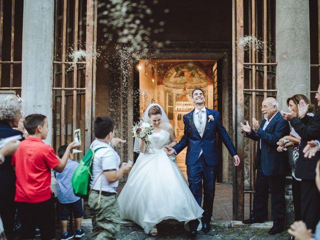 Il matrimonio di Mirko e Eleonora a Roma, Roma 29