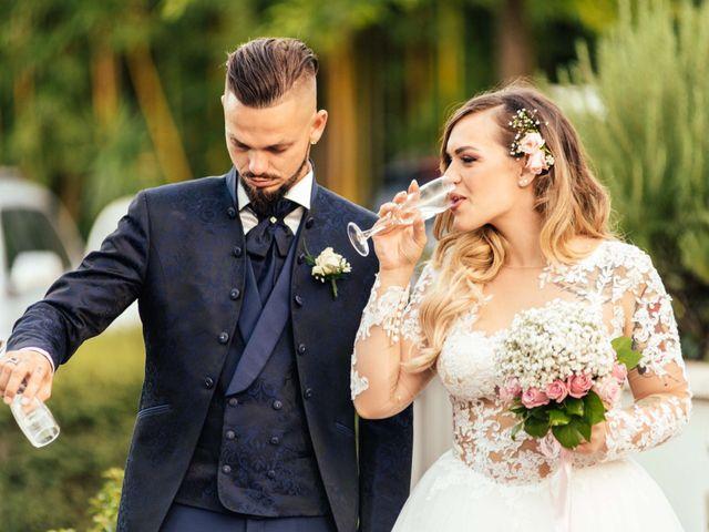 le nozze di Elisa e Bogdan
