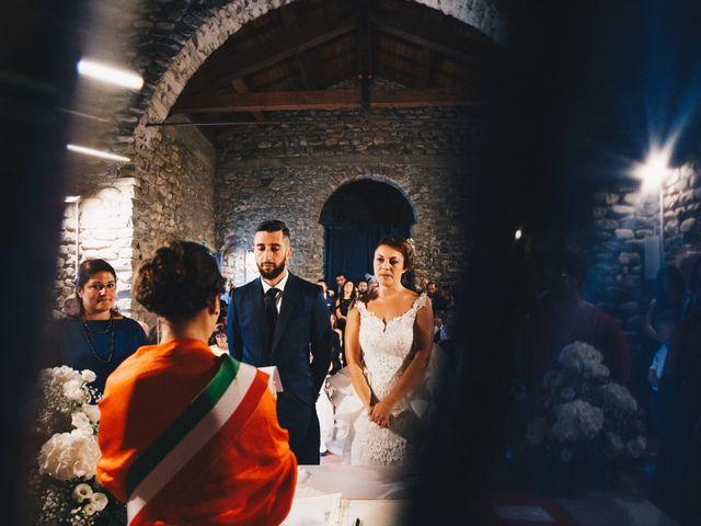 Il matrimonio di Giuseppe e Valentina a Filattiera, Massa Carrara 7