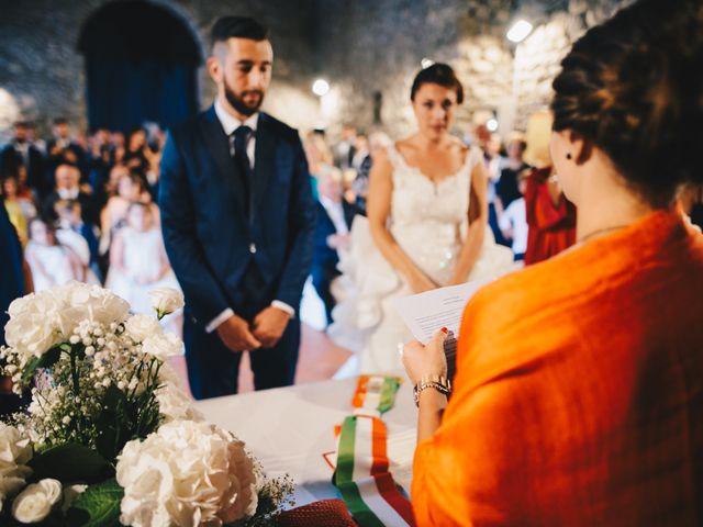 Il matrimonio di Giuseppe e Valentina a Filattiera, Massa Carrara 9