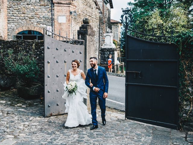 Il matrimonio di Giuseppe e Valentina a Filattiera, Massa Carrara 14