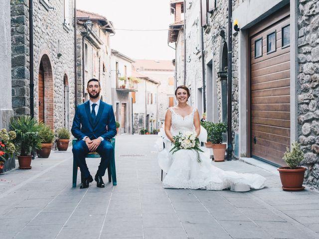Il matrimonio di Giuseppe e Valentina a Filattiera, Massa Carrara 26