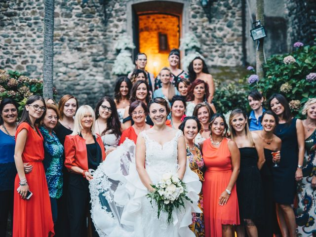 Il matrimonio di Giuseppe e Valentina a Filattiera, Massa Carrara 34