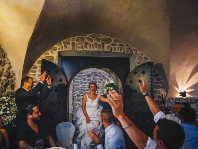 Il matrimonio di Giuseppe e Valentina a Filattiera, Massa Carrara 40