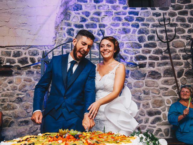 Il matrimonio di Giuseppe e Valentina a Filattiera, Massa Carrara 43