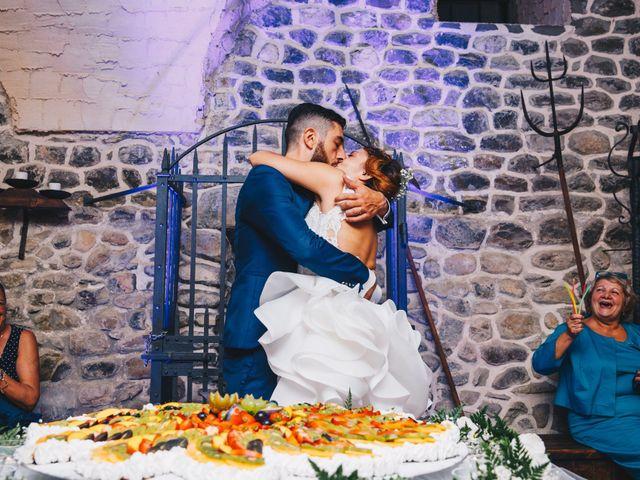 Il matrimonio di Giuseppe e Valentina a Filattiera, Massa Carrara 45